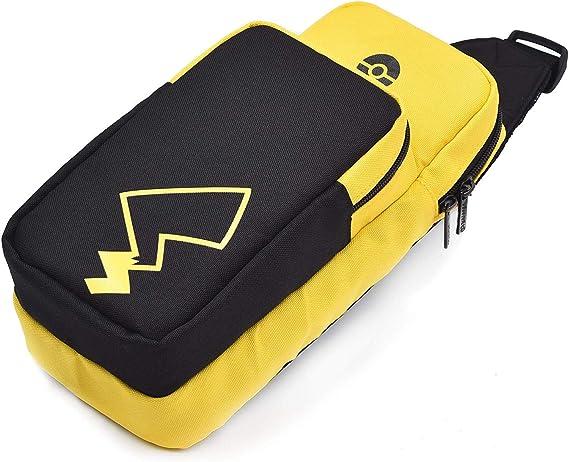 Hori - Pokémon Trainer Pack Pikachu (Nintendo Switch / Switch Lite): Amazon.es: Videojuegos