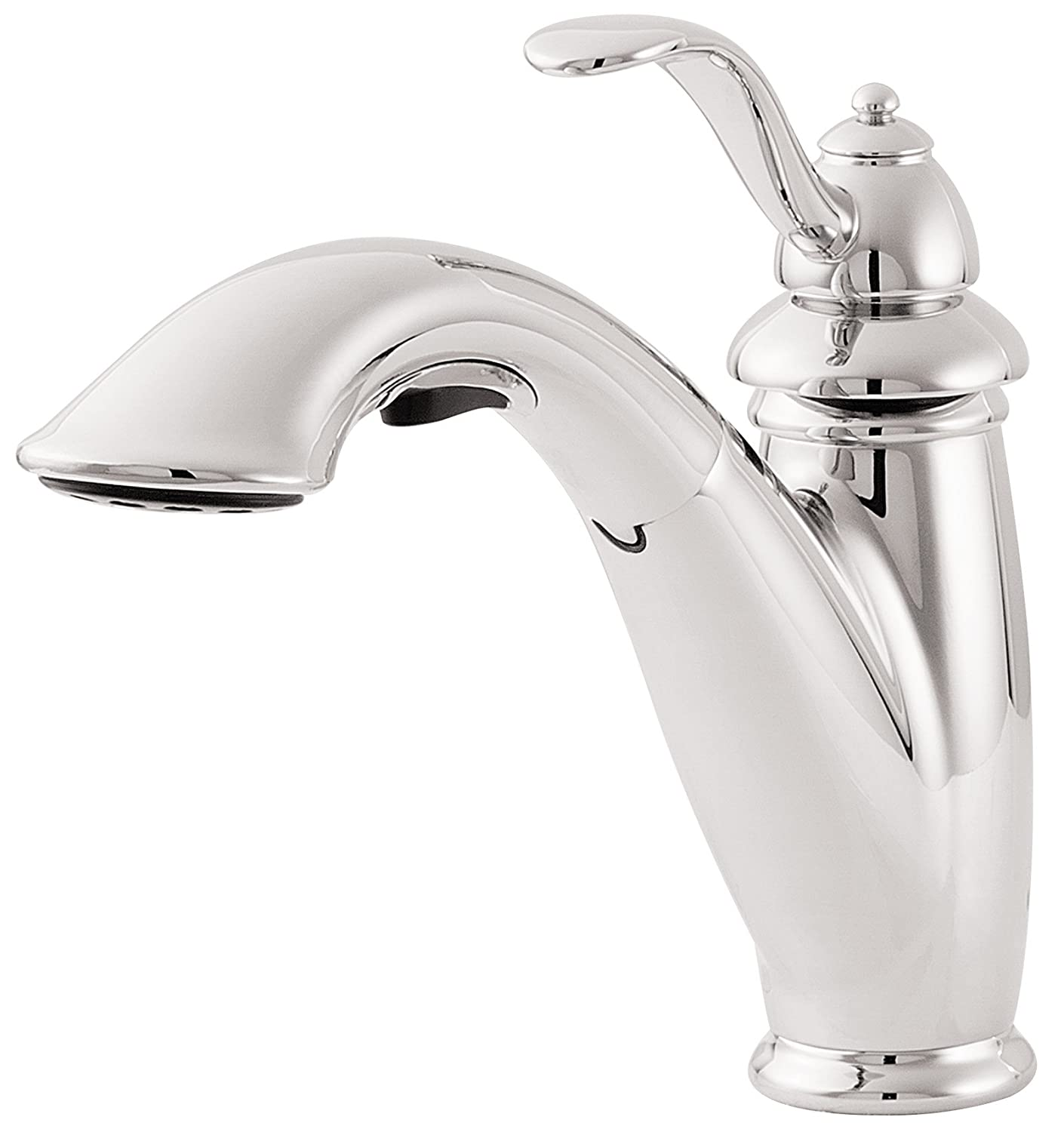 Pfister GT5327YY Marielle 1-Handle Pull-Out Kitchen Faucet in Tuscan ...
