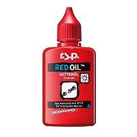 r.s.p. Red Oil Kettenöl mit PTFE bei trockenen Bedingungen, 50ml