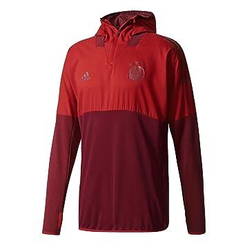 Adidas FCB SSP Hyb Top Camiseta, Hombre: Amazon.es: Deportes y aire libre