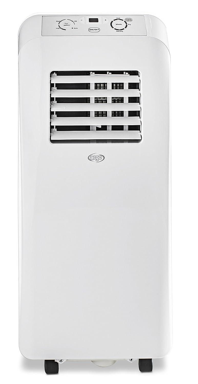 New Model Argo Relax Style Climatiseur portable 1000 BTU//H Blanc