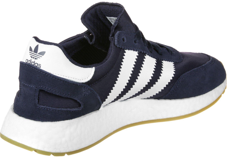 Adidas Herren Iniki Runner Sneaker 49 1/3 EU|Blau (Maruni/Ftwbla