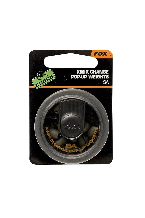 FOX Edges Kwik Change Pop-Up Weights verschiedene Größen