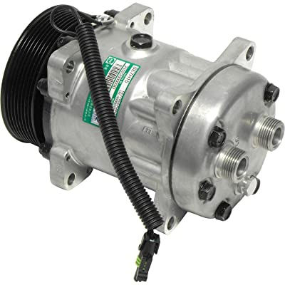 Universal Air Conditioner CO 4672C A/C Compressor: Automotive