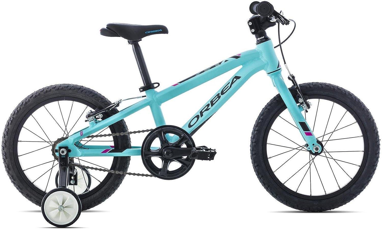 Orbea MX 16 pulgadas 1 Gang MTB Bicicleta infantil, f00516 N ...