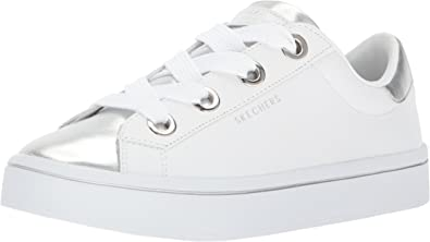 Hi-Lite-Metallic Toe into Sneaker