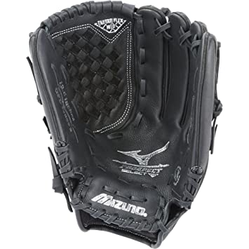 Gr/ö/ße 12,5 Schwarz Mizuno Prospect Fastpitch Softball gpl1250/F2/Utility 312590/Handschuhe
