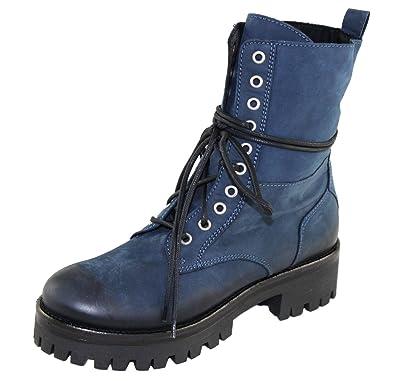 39 Leder Italy Mally Gr Made Boot Schuhe Stiefeletten In uOZkXiwPT