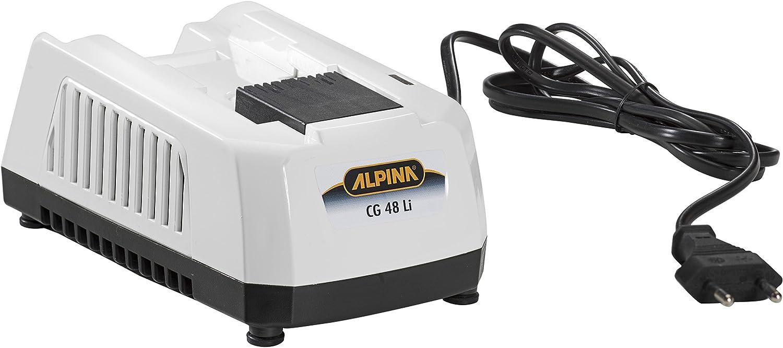Alpina Akku Ladegerät CG 48 Li Standard für 48 Volt Akkus