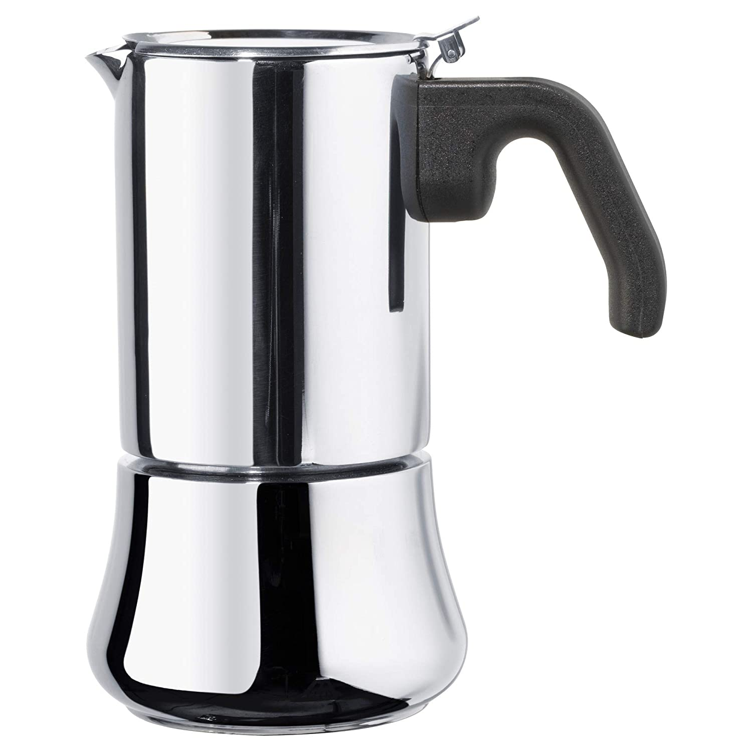 IKEA - RÃ...DIG Espresso pot for 6 cups, stainless steel: Amazon ...
