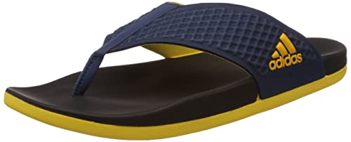 Adidas Men's Adilette Sc+ Thong Flip-Flops and House Slippers Men's Flip-Flops & Slippers at amazon