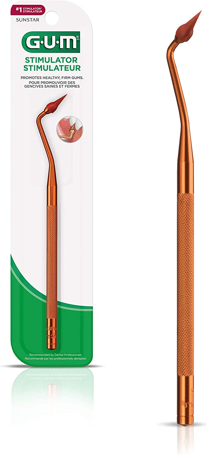 Butler G-U-M - Estimulador de encías (600R, 1 EA): Amazon.com.mx: Salud y Cuidado Personal