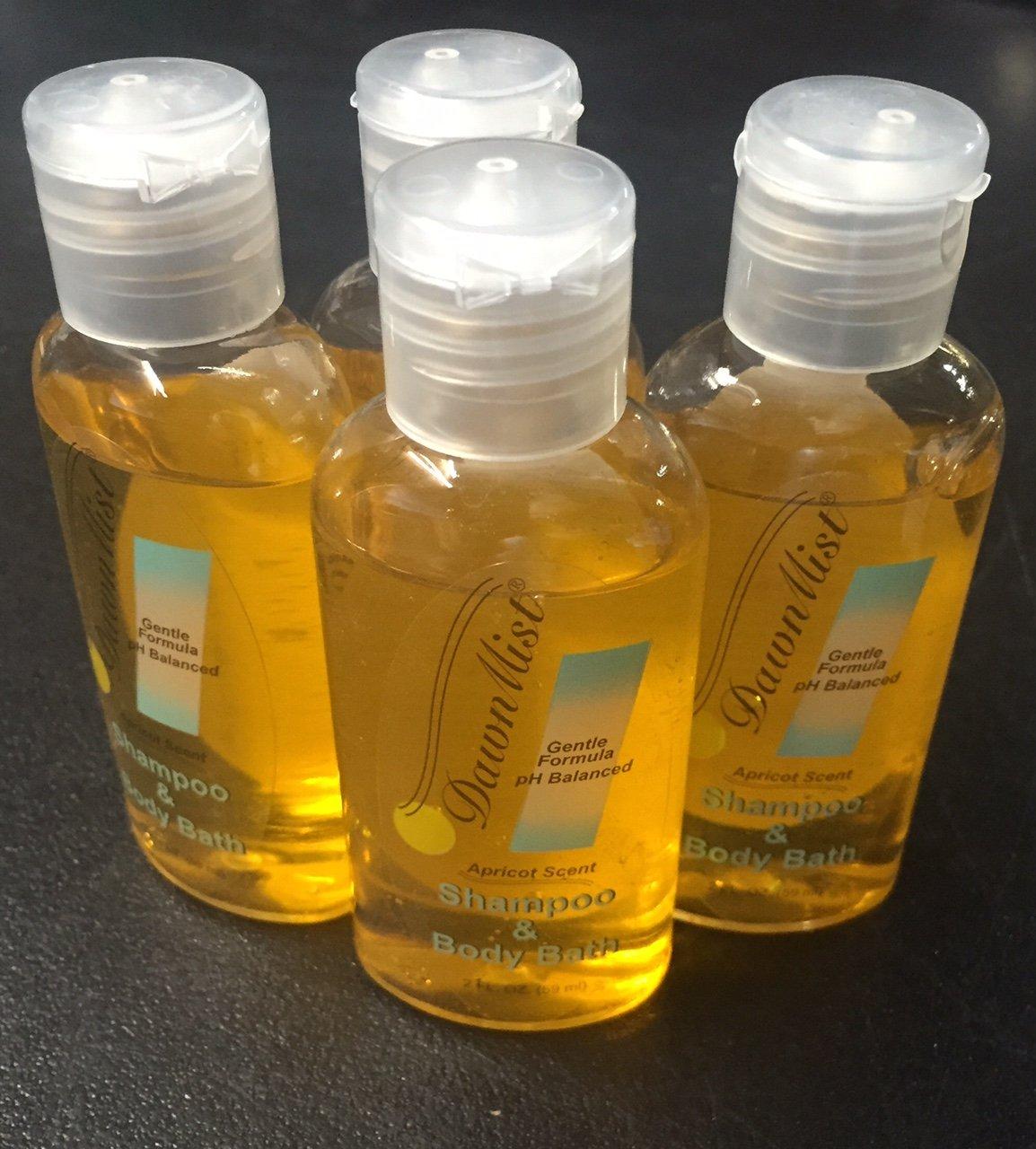 4e37cb172dbb Amazon.com: Dawn Mist Shampoo & Body Wash 4 Pack: Health & Personal Care