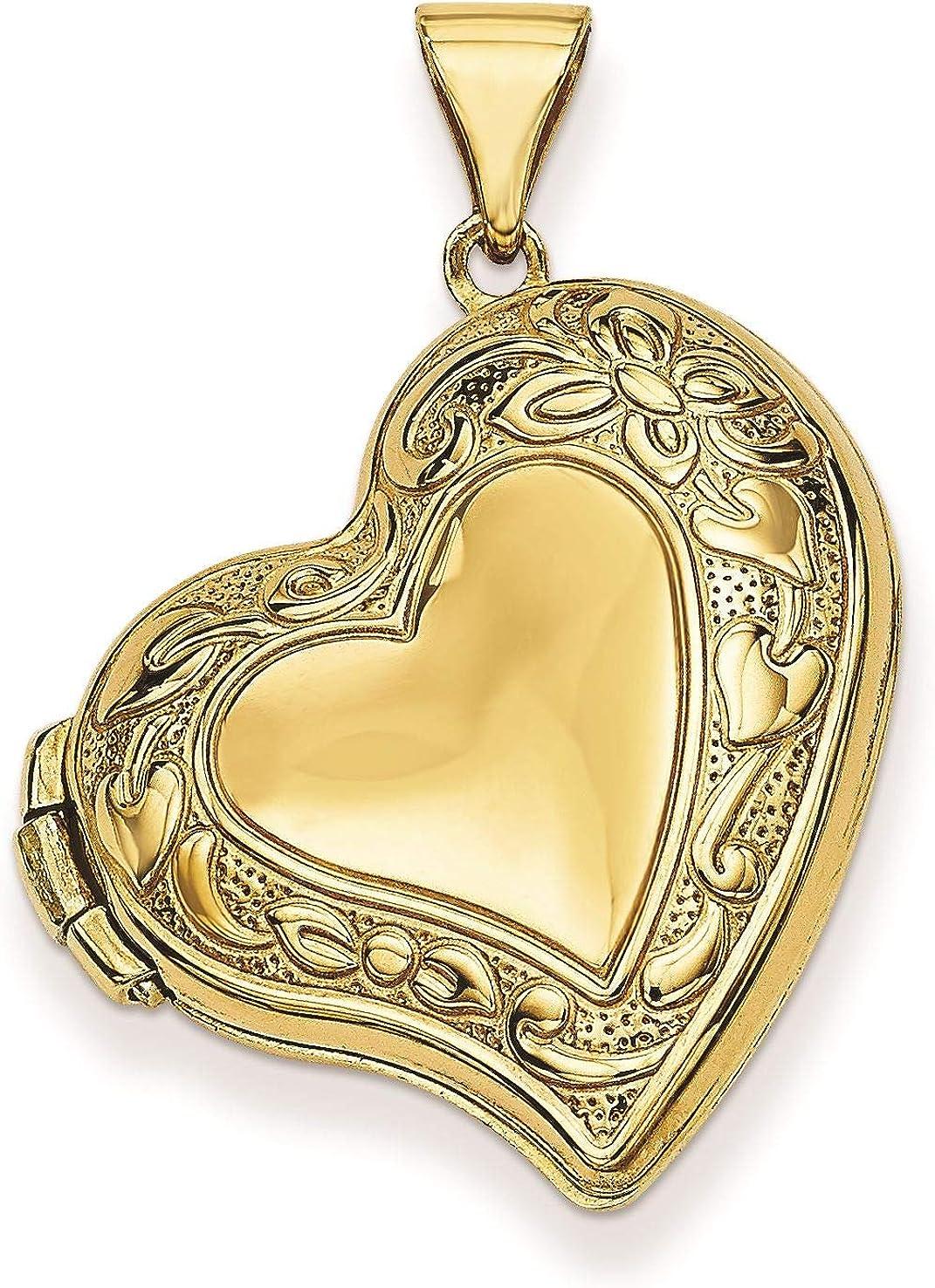 NFL Pittsburgh Steelers Slanted Heart Necklace DiamondJewelryNY Pittsburgh Steelers Pendant