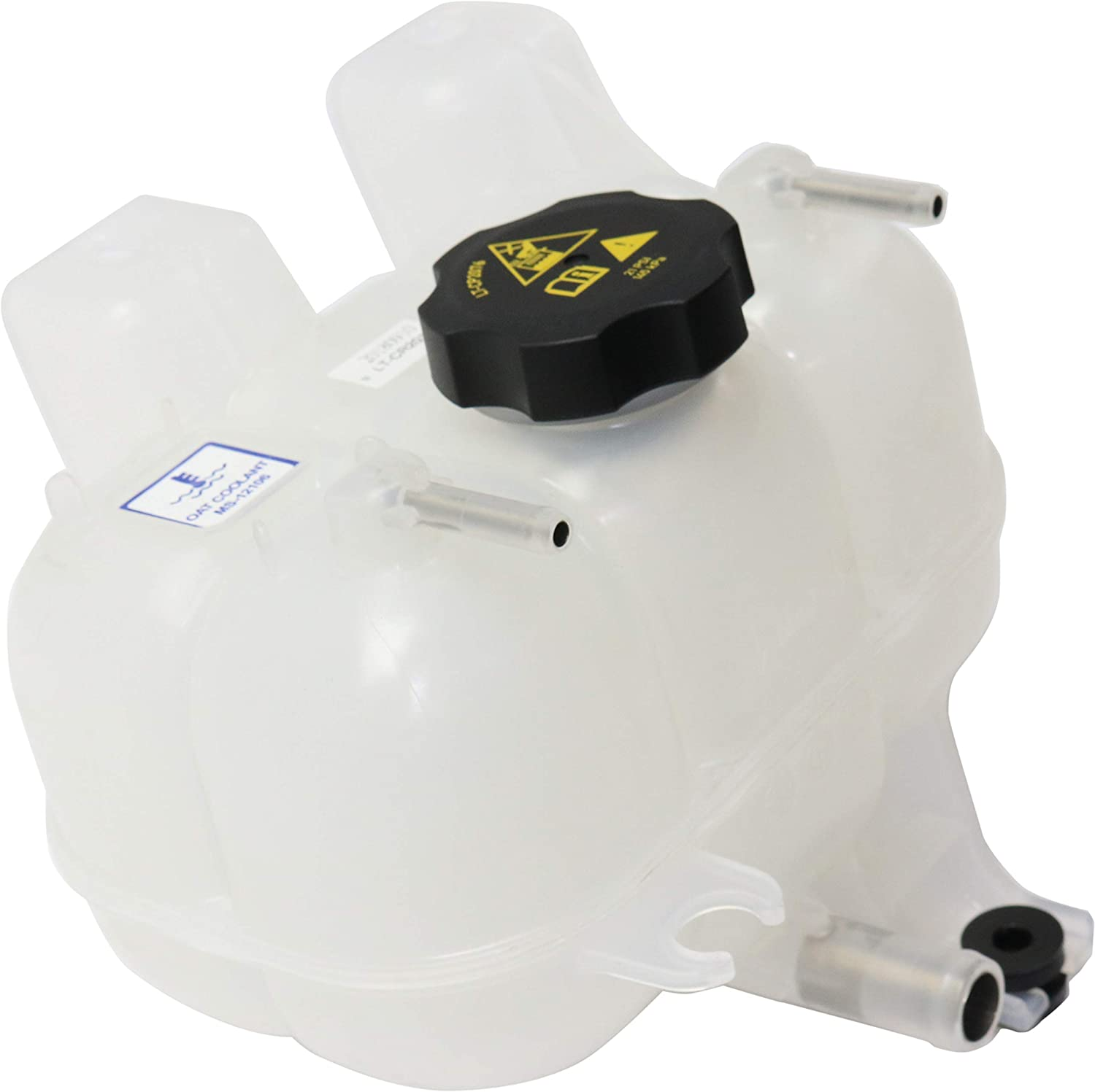 Coolant Reservoir Compatible With 2017-2019 Chrysler Pacifica With cap