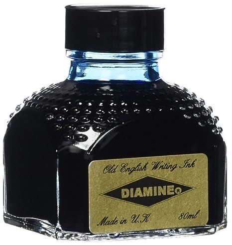Diamine - Tinta para estilográfia, Beau Blue 80ml