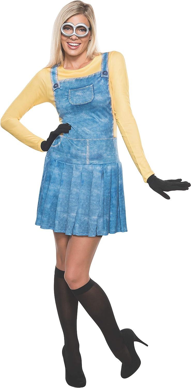 Rubies Disfraz de Mujer Oficial de Minion, Talla XS: Amazon.es ...