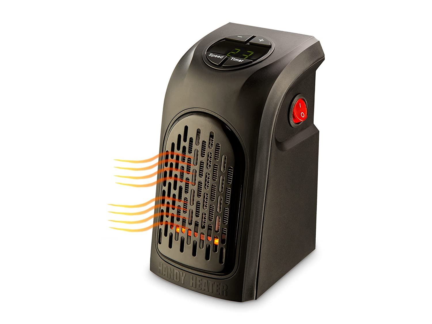 Mini estufa «Handy Power Heater» de bajo consumo pero potente: Amazon.es: Hogar