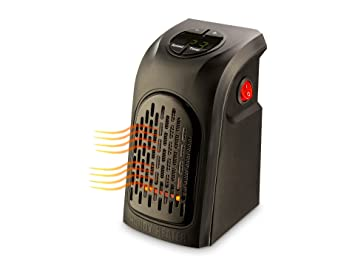 Mini estufa «Handy Power Heater» de bajo consumo pero potente: Amazon.es: Hogar