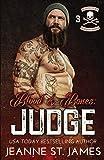 Blood & Bones: Judge (Blood Fury MC): 3