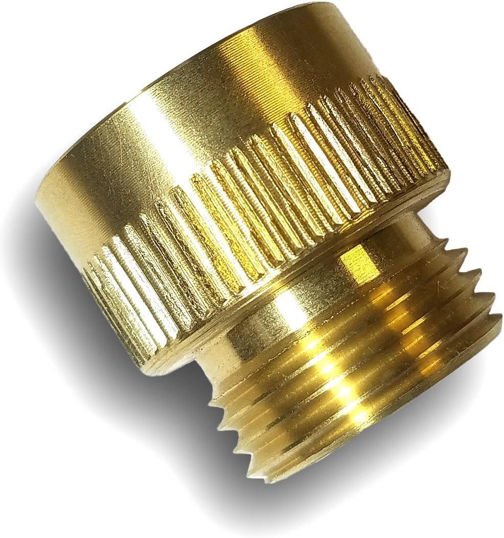 SpigotMaster ~SM01 Vacuum Breaker Adapter~ Converts an Arrowhead PK1390 Anti-Siphon Valve Into a Straight Through Connection