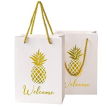 Amazon.com: Key SPRING Bolsas de regalo de boda de ...