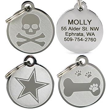 Amazon.com: GoTags Pet ID - Etiquetas para perros y gatos ...