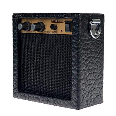 SM SunniMix 1 Pieza Mini Amplificador de Guitarra Ukulele Altavoz ...