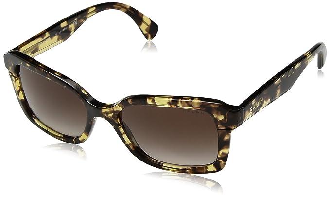Ralph Lauren RALPH BY 0Ra5239 Gafas de sol, Yellow Tortoise, 54 para Mujer