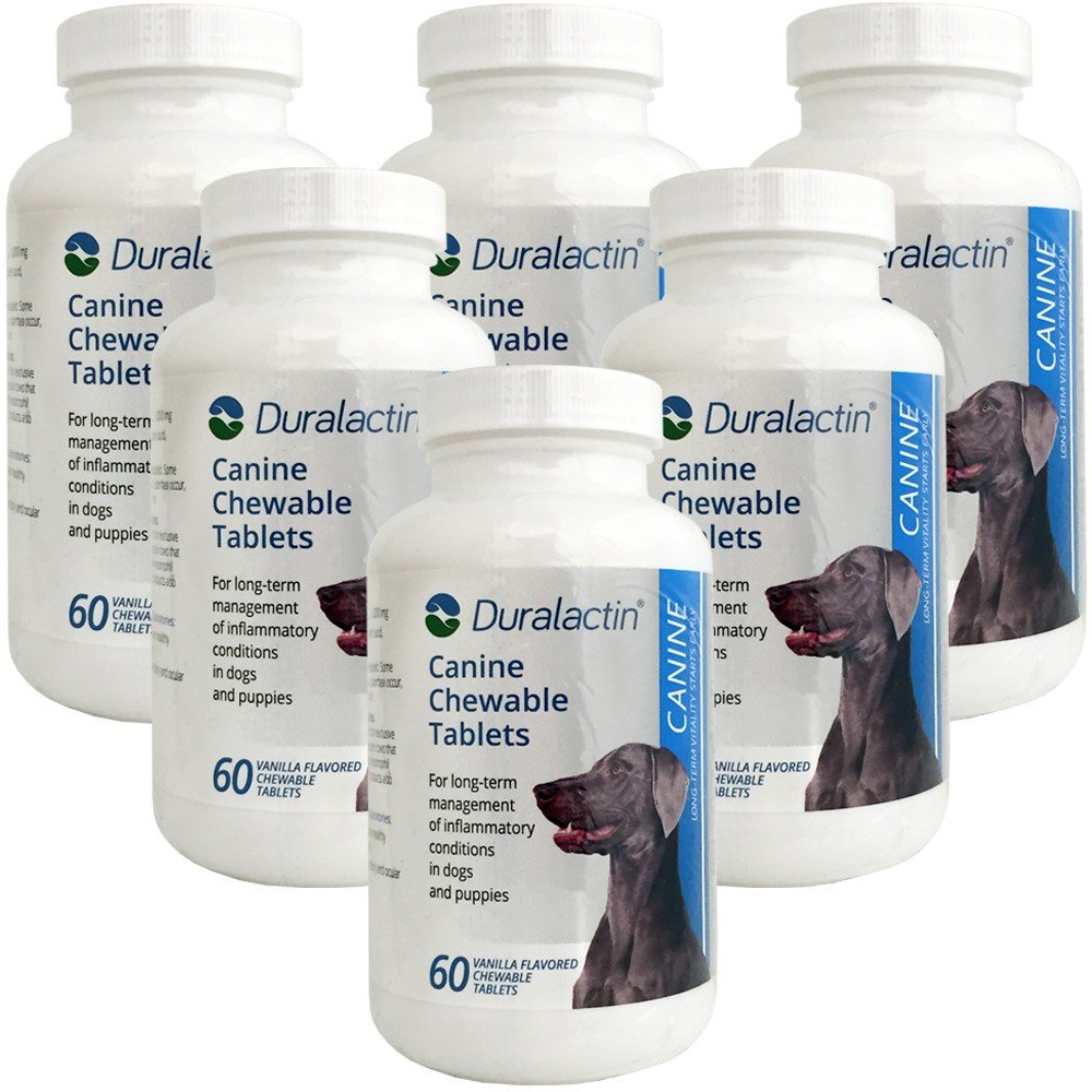 6PACK Duralactin (360 Tablets)