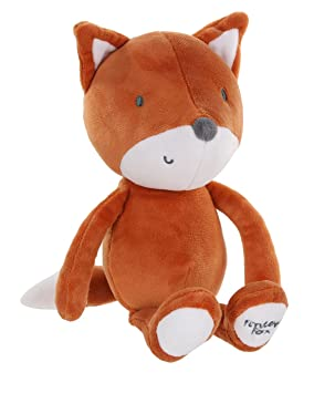 The Essential One Finley Zorro Peluche Naranja EOP3
