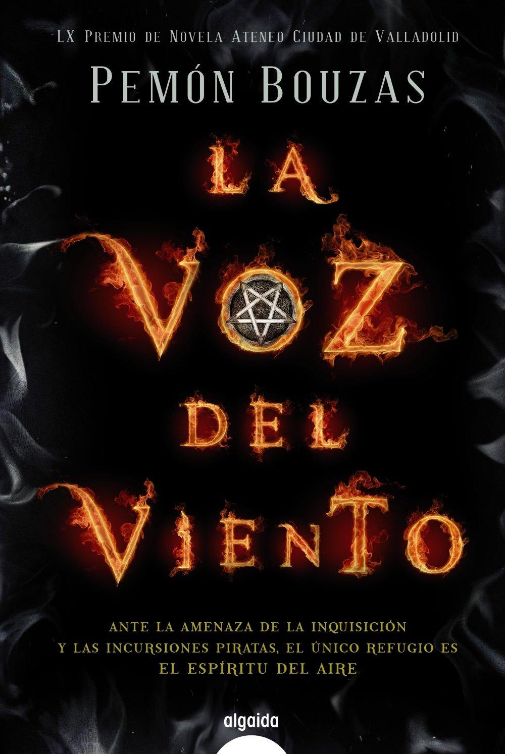 La voz del viento Algaida Literaria - Premio Ateneo Ciudad De Valladolid: Amazon.es: Bouzas, Pemón: Libros