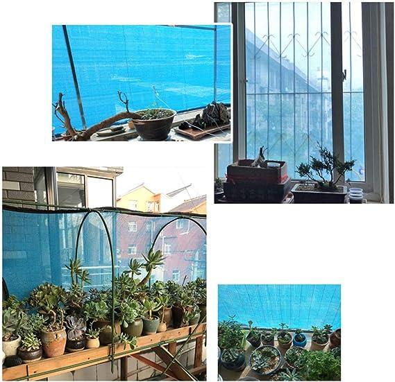QL Lona de la Sombra, Red del jardín, pabellón de la pérgola con los Ojales, para el Patio al Aire Libre Patio Trasero Jardín Piscina Patio: Amazon.es: Hogar