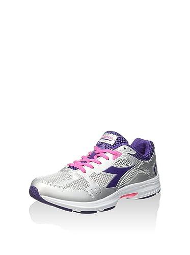 Diadora Unisex Erwachsene Shape 5 Sneaker, Silber Lila, 42 EU ...