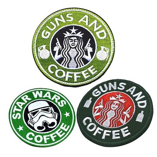Yuqianqian Patch Sticker Cute DIY Ropa Parches Juego de 3 Parches ...