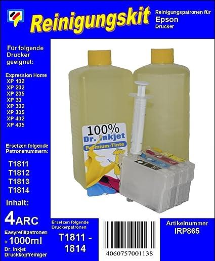 irp865 - Limpiador de boquillas, cabezal de impresión - Limpiador ...