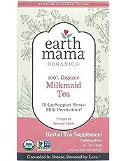 Earth Mama Angel Baby Organic Milkmaid Tea - 16 Tea Bags