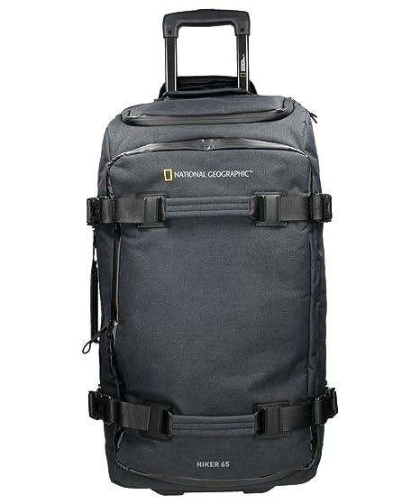 Bolsa de viaje con ruedas National Geographic: Amazon.es ...