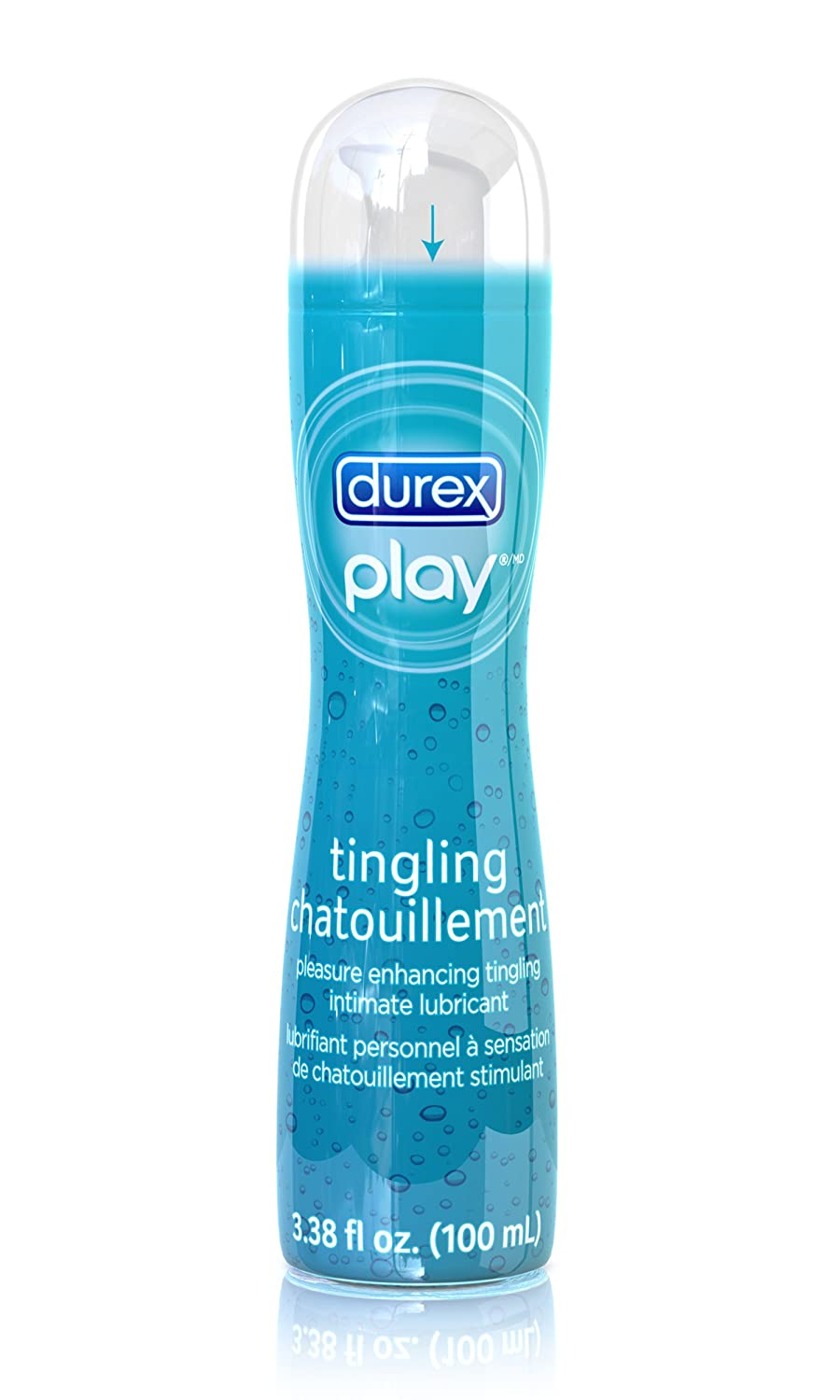Ky tingling lubricant