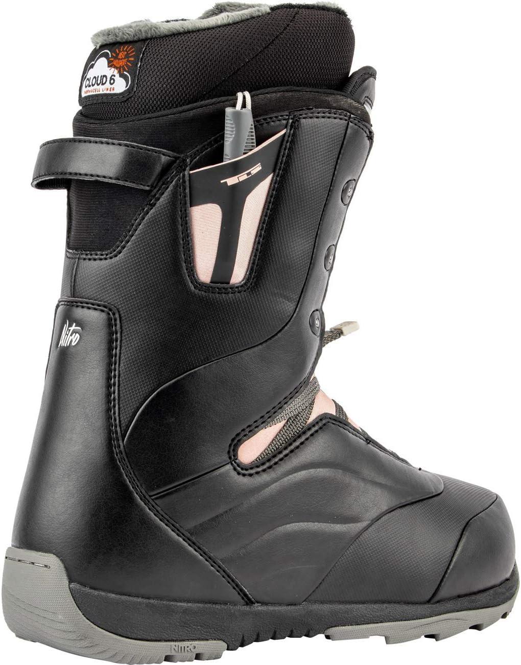 Nitro Crown TLS Snowboard Boot Womens