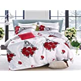 Comfortable Home 6piece King Size Bedding Sets, 1piece Quilt Cover=220x240cm,1piece Fitted Sheet=250x270cm, 2piece…