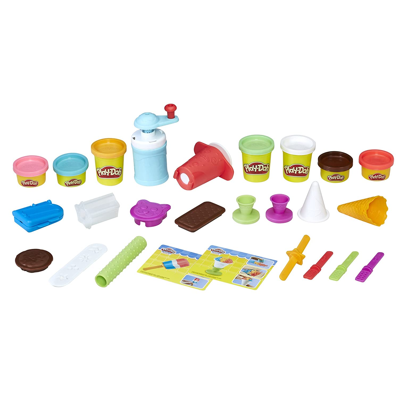Play-Doh Kitchen Creations Frozen Treats: Amazon.es: Juguetes y juegos