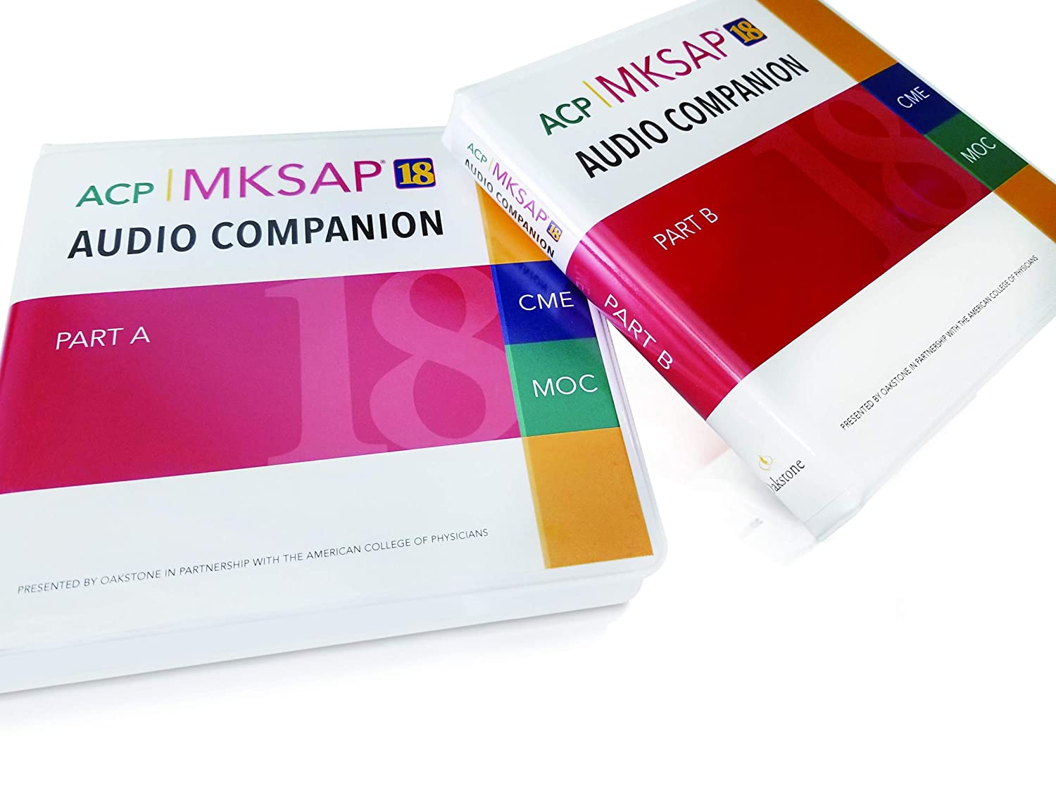 MKSAP 18 Audio Companion: Internal Medicine Board Review