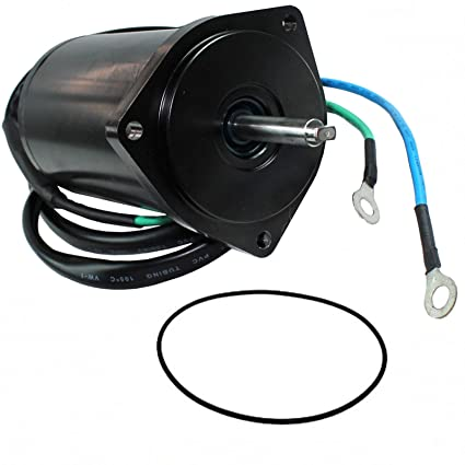 NEW Tilt Trim Motor for Yamaha 40 50 HP 40TLRB 50TLRB 40HP 50HP
