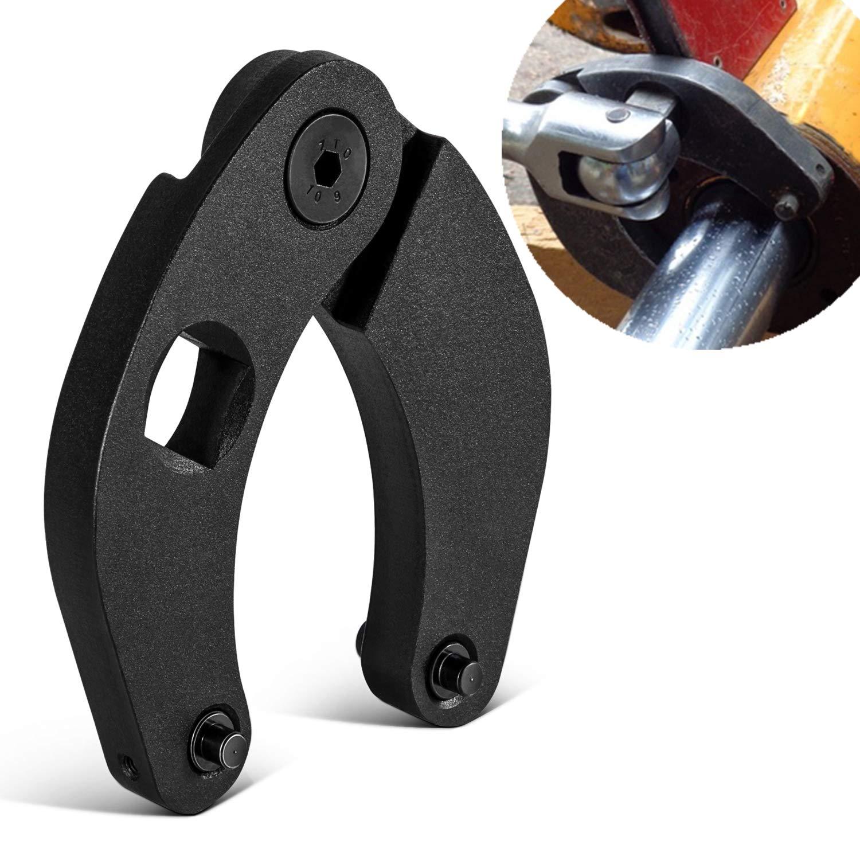 Adjustable Gland Nut Wrench Similar to OTC 1266 by Camoo