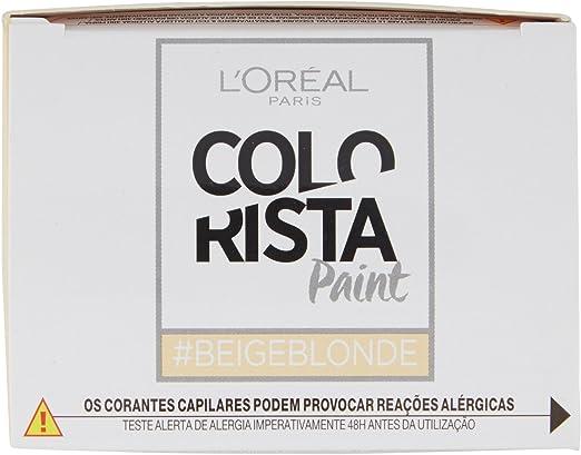 LOreal Paris Colorista Coloración Permanente Colorista Paint - BeigeBlonde