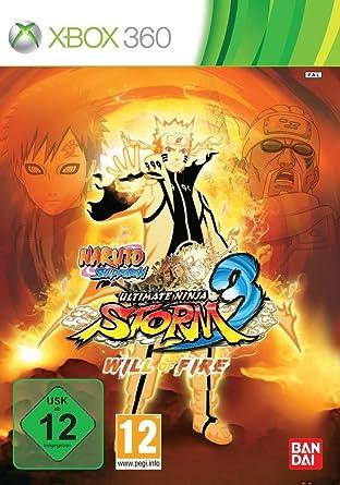 Amazon.com: Naruto Shippuden Ultimate Ninja Storm 3 - Will ...