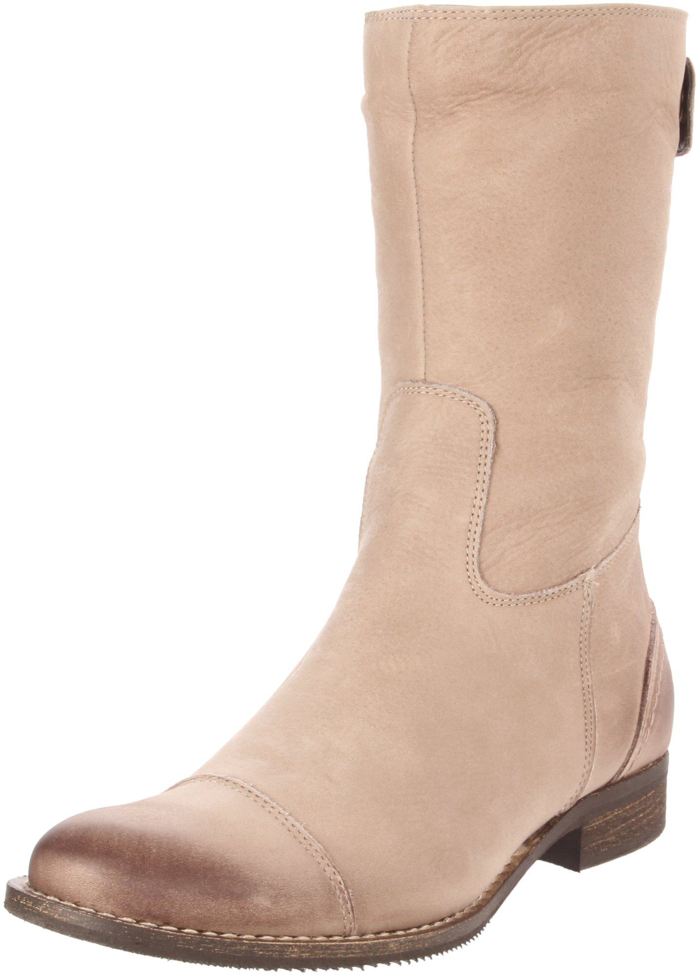 ILSE JACOBSEN Women's Travel 13 Ankle Boot,Sand,36 EU/6 M US