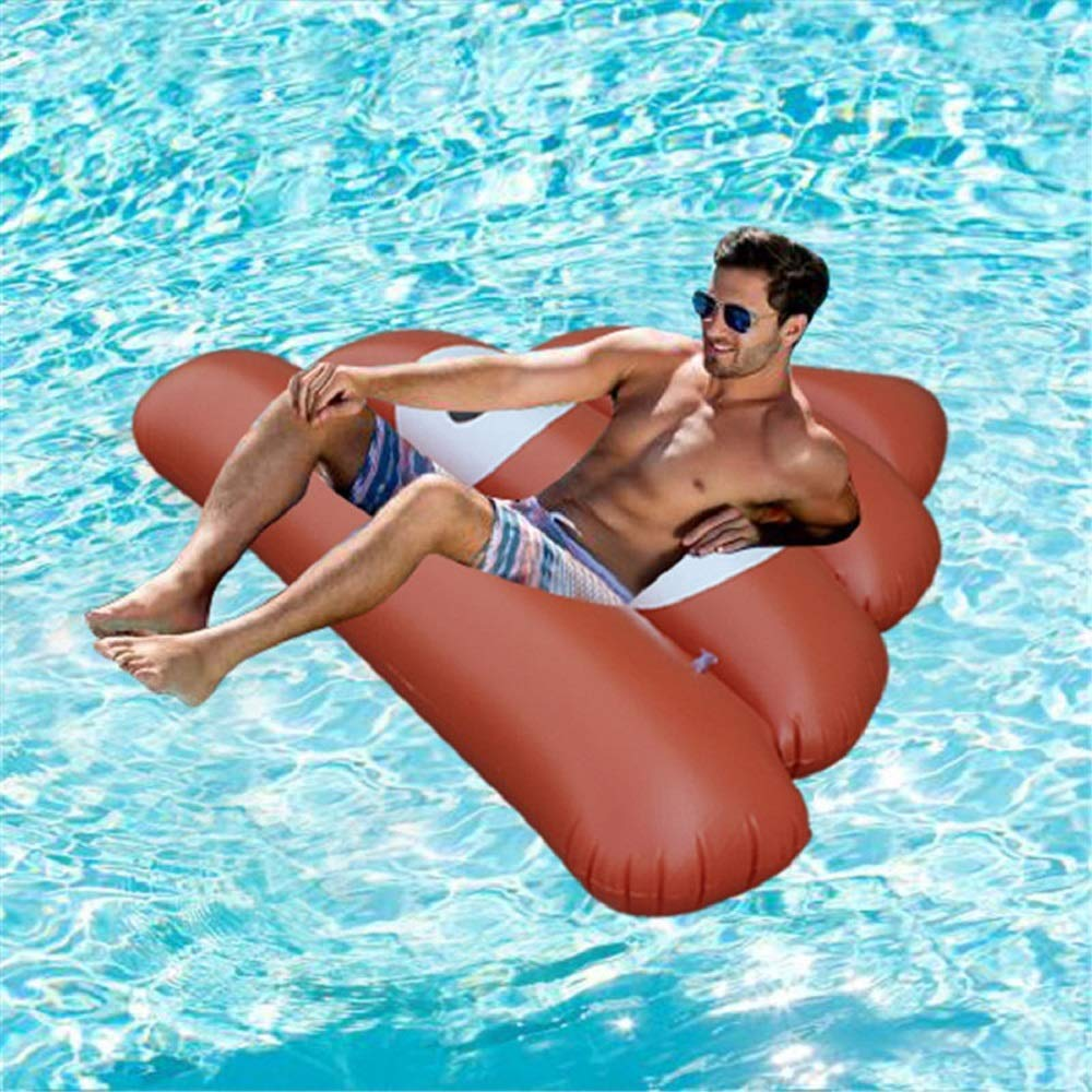 Shape of feces Floating ring Adult floating ring Ukiwa 150 165 cm Swimming pool Adult playing a big success in adult Water floating ring Safety Durable Swimming Beach Water play Bath Swimming aids D by Cass (Image #7)