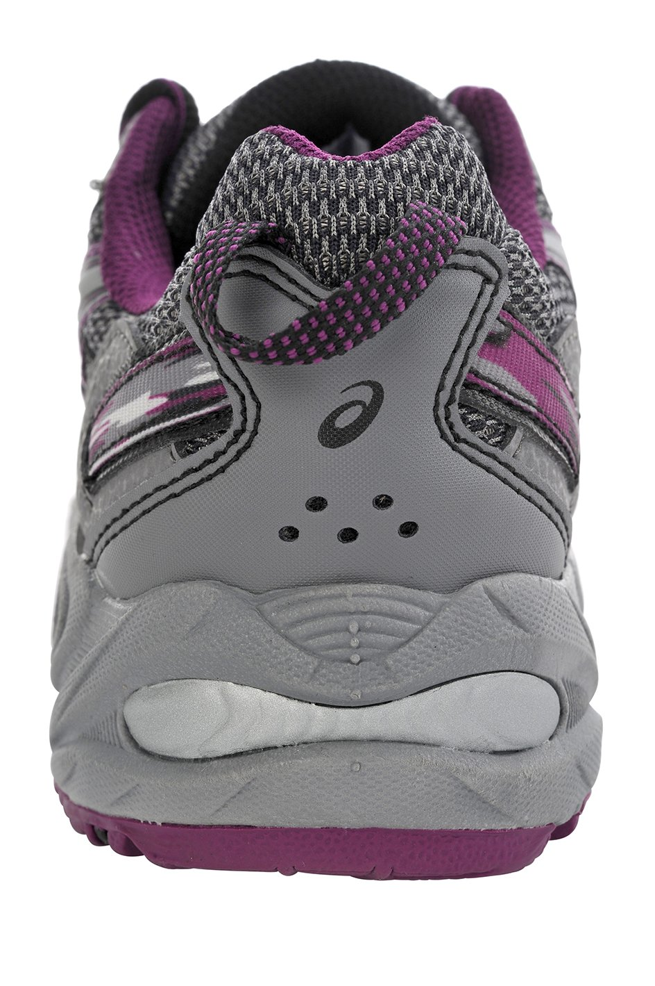 ASICS Women's Gel-Venture 5 Trail Running Shoe, Frost Gray/Gray/Silver/Magenta, 6 M US by ASICS (Image #3)